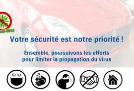 Ensemble contre le coronavirus !